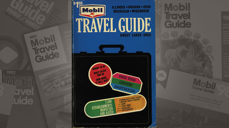 The Forbes Travel Guide 1961-Great-Lakes