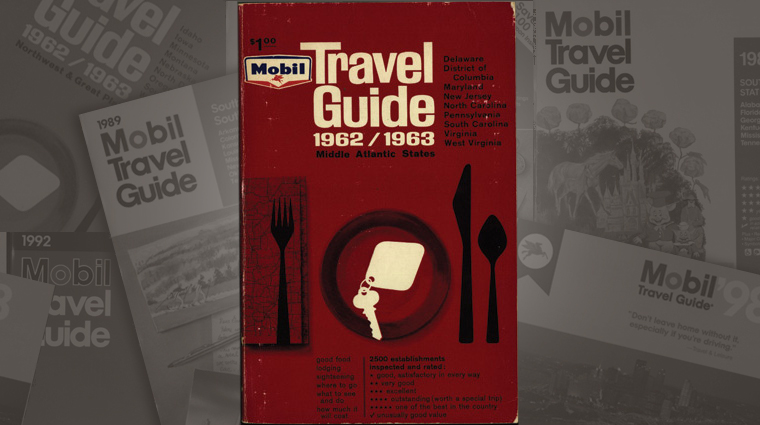 The Forbes Travel Guide 1962-and-1963-Mid-Atlantic