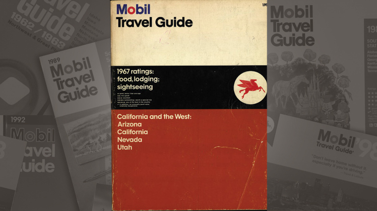The Forbes Travel Guide 1967-California