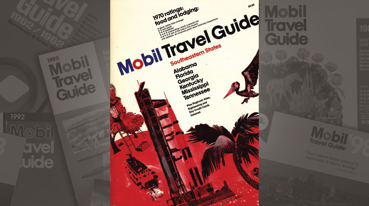 The Forbes Travel Guide 1970-Southeast