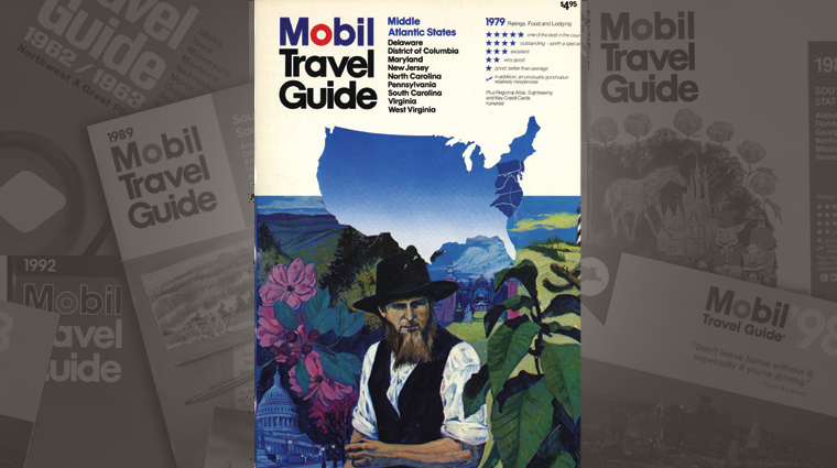 The Forbes Travel Guide 1979--Middle-Atlantic