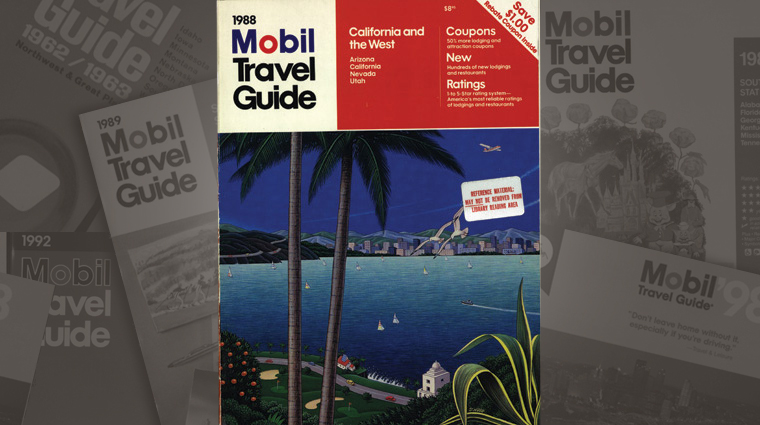 The Forbes Travel Guide 1988-California