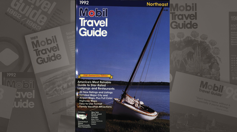 The Forbes Travel Guide 1992-Northeast