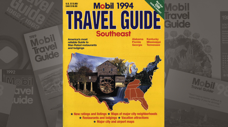 The Forbes Travel Guide 1994-Southeast