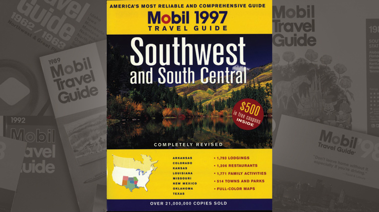 The Forbes Travel Guide 1997-South-Central