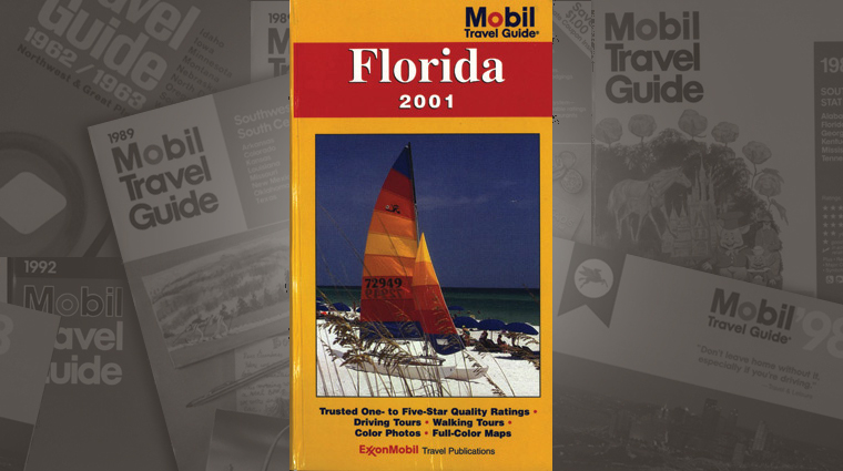 The Forbes Travel Guide 2001-Florida