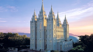 The Mormon Temple/Salt Lake City CVB