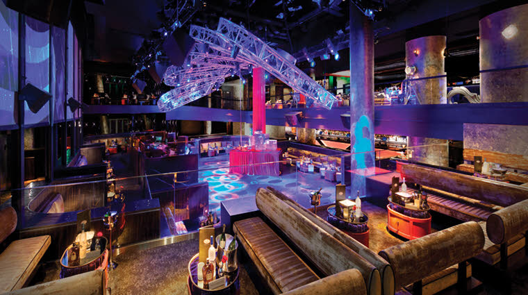Aria Resort & Casino Haze Night Club