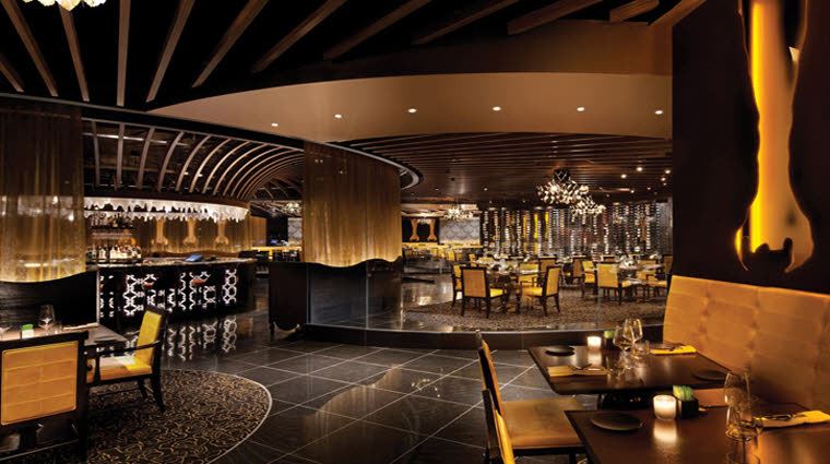 Jean Georges Steakhouse Interior Design