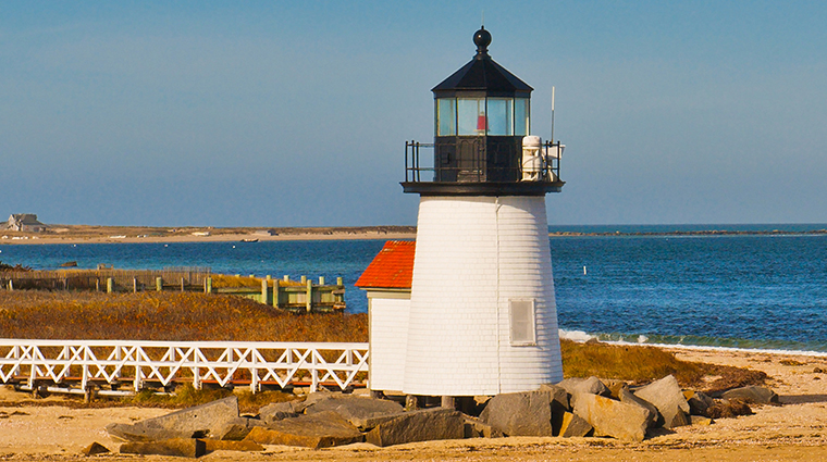 Nantucket's Brant Point Lighthouse