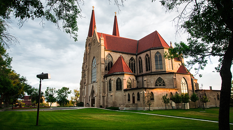 Southwestern Montana Cathedral of St. Helena in Helena