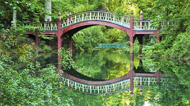 Crim Dell Bridge