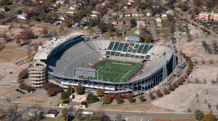 Legion Field Stadium