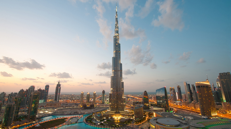 Burj Khalifa — The World's Tallest Building