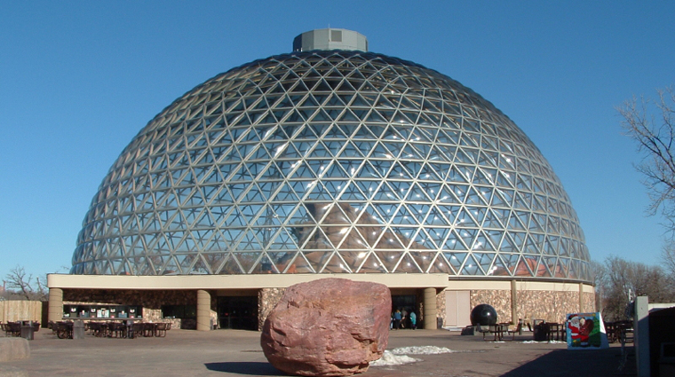 Dome at Zoo
