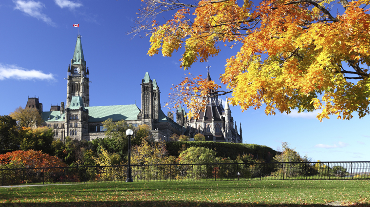 Autumn in Ottawa