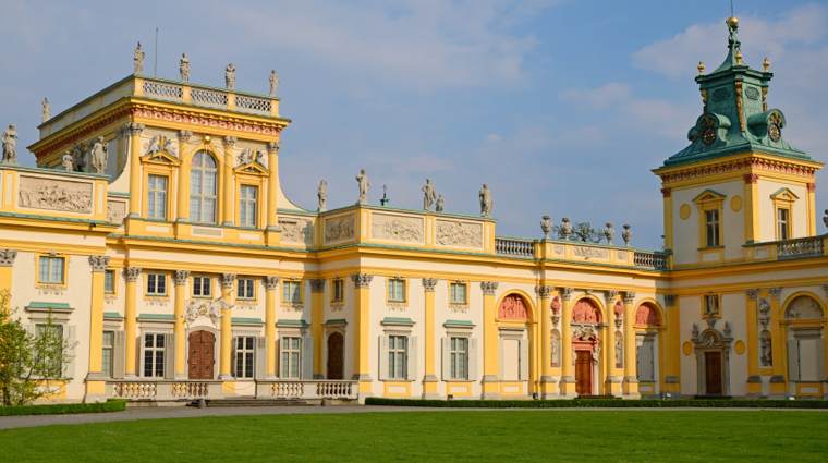 Yellow Palace