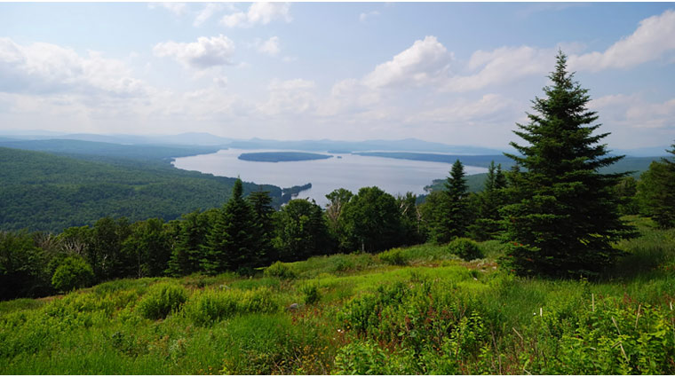 Rangeley Lakes Region
