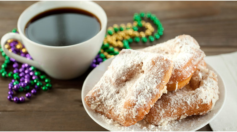 Beignets and Coffee