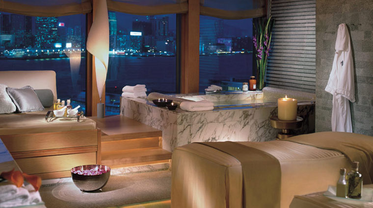 The Spa at Four Seasons Hong Kong Couples Room