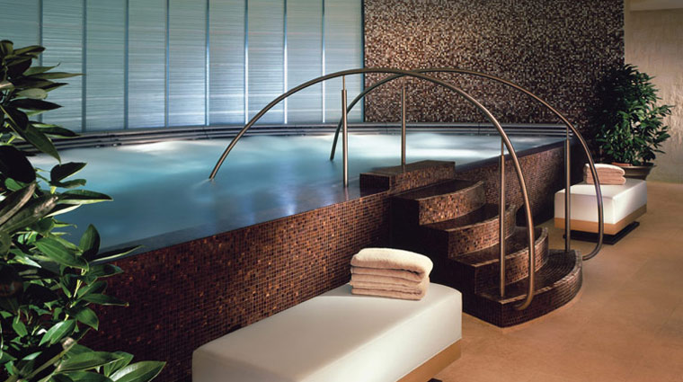 The Spa at Four Seasons Hong Kong Pool