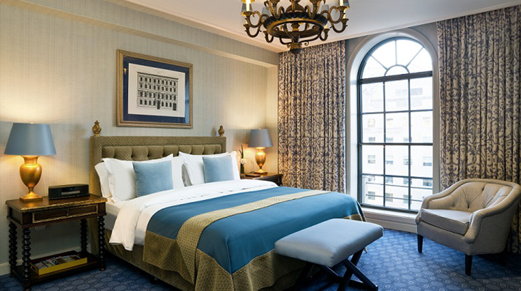 St. Regis Suite Bedroom