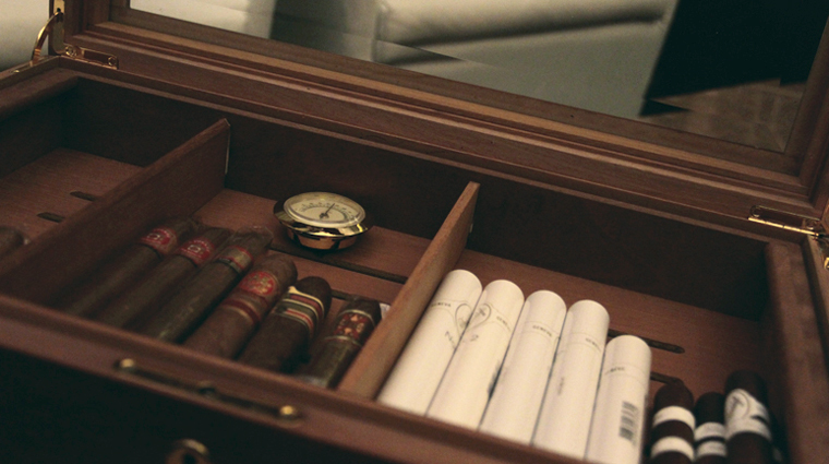 38 Lounge Cigar Tray