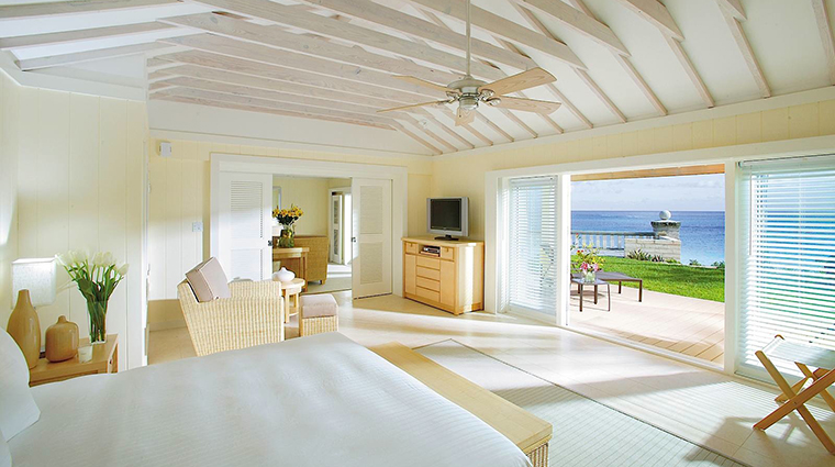 Bird of Paradise Cottage Bedroom