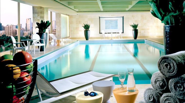 Four Seasons Hotel Boston Indoor Pool