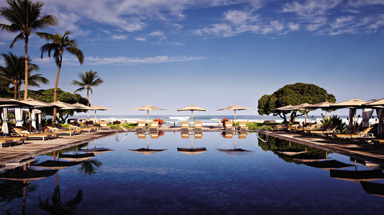Four Seasons Resort Hualalai at Historic Ka'upulehu Beach Tree Pool
