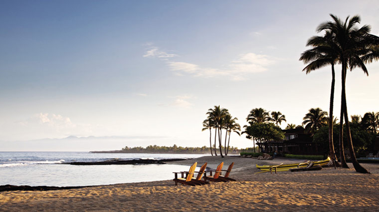 Four Seasons Resort Hualalai at Historic Ka'upulehu Beach