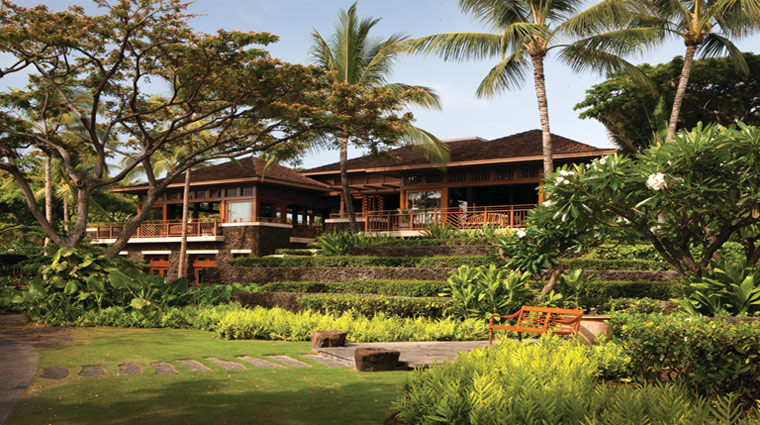 Four Seasons Resort Hualalai at Historic Ka'upulehu Exterior View