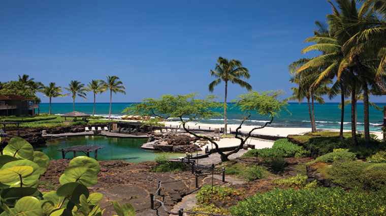 Four Seasons Resort Hualalai at Historic Ka'upulehu  Kings Pond