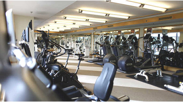 Four Seasons Hotel Boston Fitness Centre