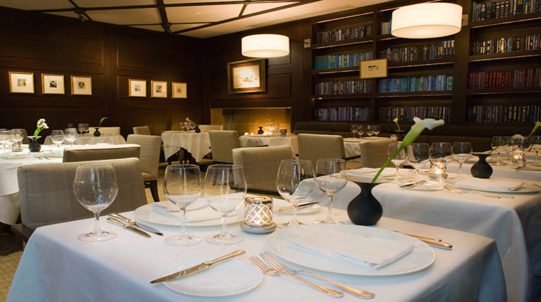 L'Espalier Dining Room