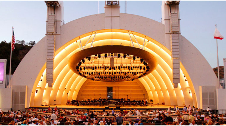 Los Angeles Philharmonic at the Hollywood Bowl