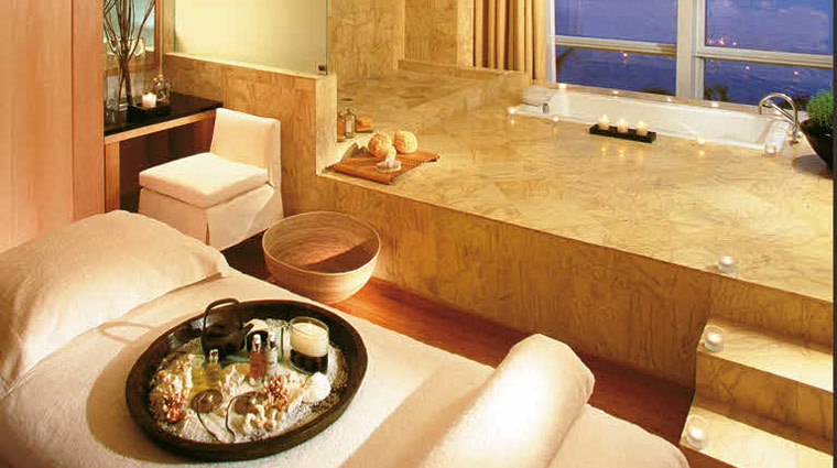 The Spa at Mandarin Oriental, Miami Spa Suite