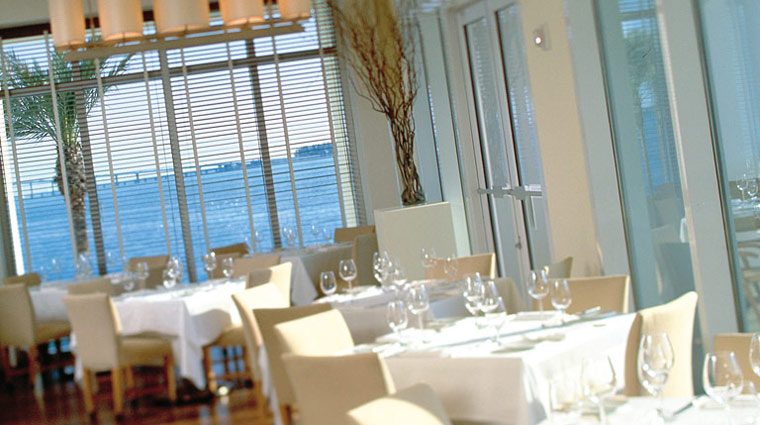 Azul Dining Room View