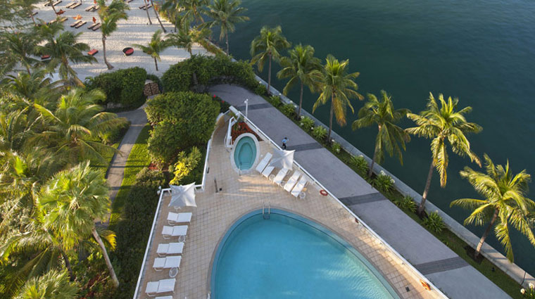 Mandarin Oriental Miami Pool and Beach Club