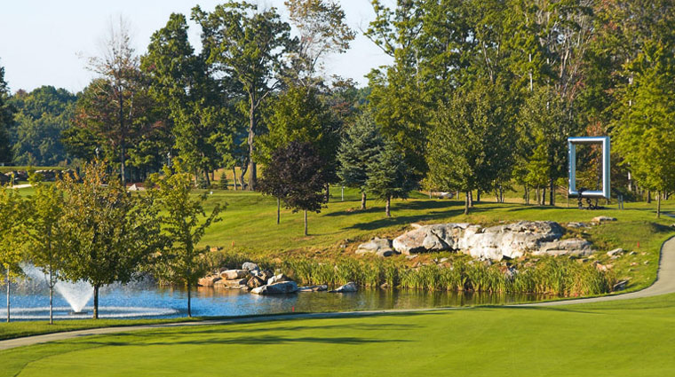 Nemacolin Woodlands Resort Mystic Rock Golf Course