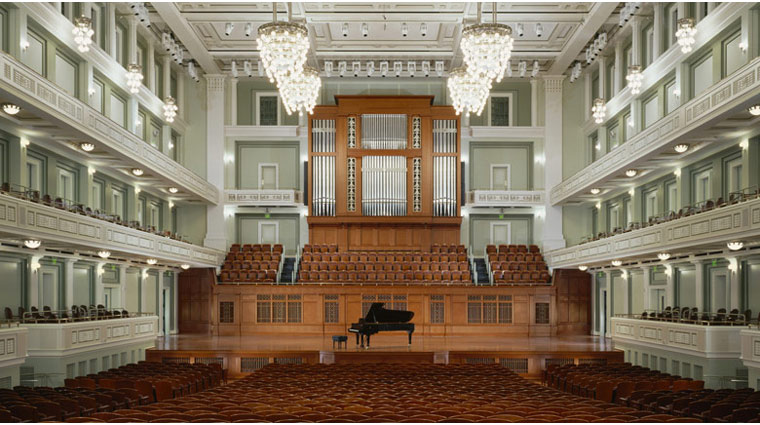 Schermerhorn Symphony Center Laura Turner Concert Hall