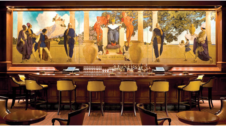 King Cole Bar at St Regis New York