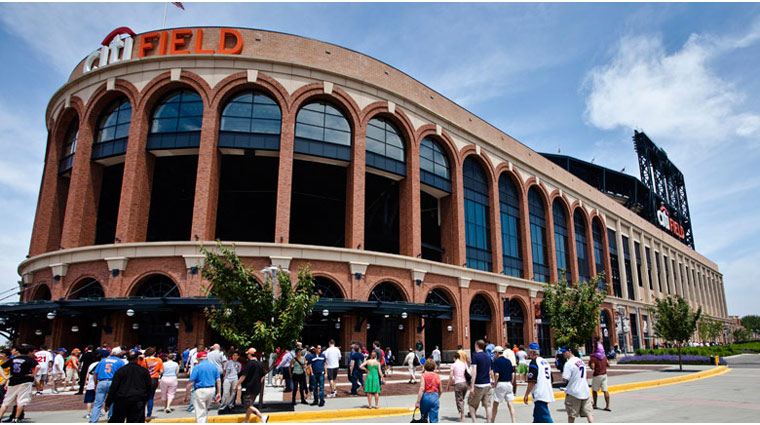 New York Mets Citi Field Baseball Stadium