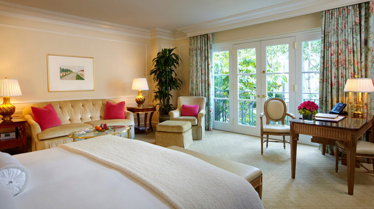 The Peninsula Hotel Beverly Hills Grand Deluxe Room