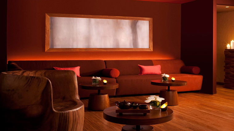 The Peninsula Spa New York Asian Tea Lounge