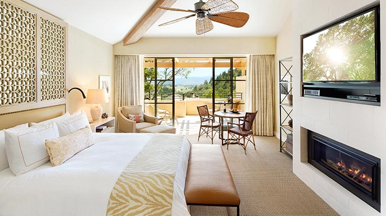 Hillside View King Room