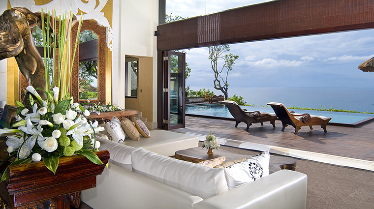 Villa Living Room