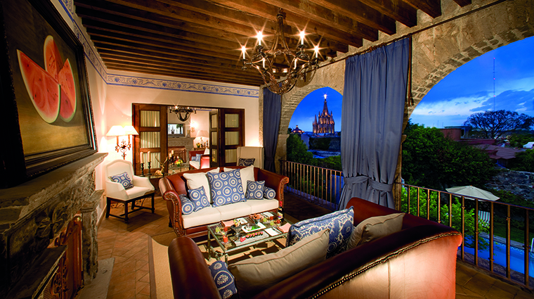 Presidential Suite Terrace View