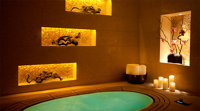 Bodhi Spa Treatment Room, Cotai Strip, Macao