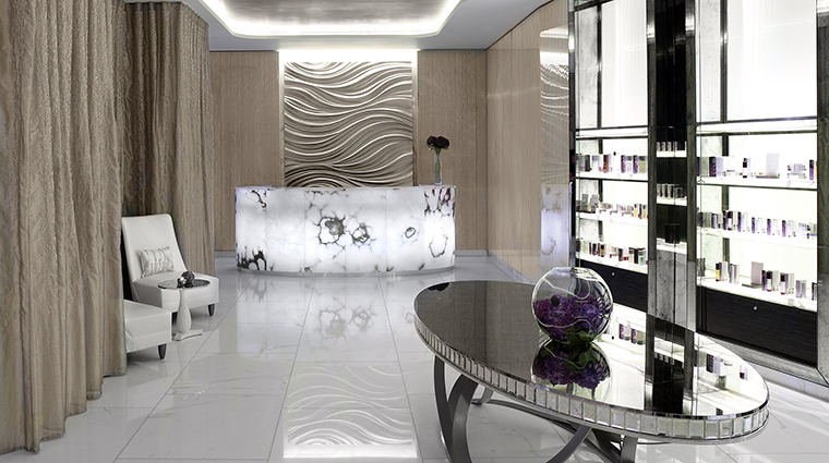 ESPA Life at Corinthia Reception